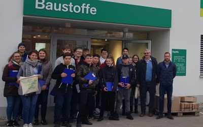 V 9 besucht BayWa Gunzenhausen
